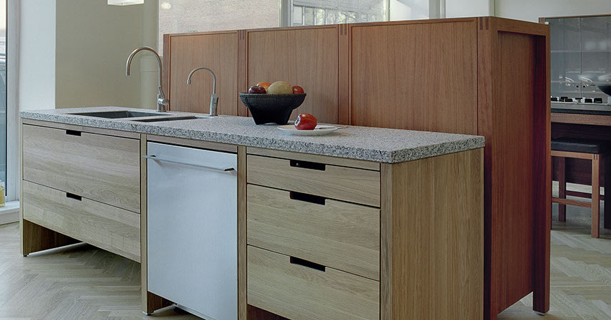 Exceptionnel Kitchen Island And Kitchen Table. 200 Series. Oak, Soap.